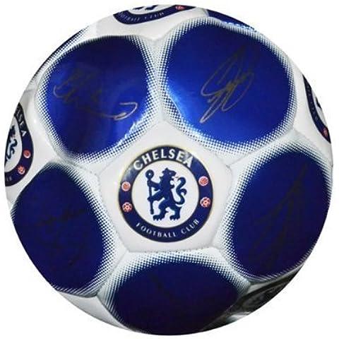 Hy-Pro - Pallone da calcio autografato, taglia 5