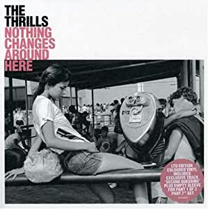 """Nothing Changes Around Here [7"""" Vinyl] [DISC 1]"""