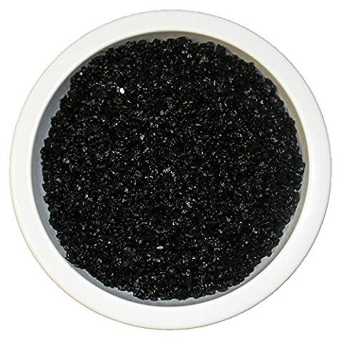 Hawaiisalz Hawaii Salz SCHWARZ 500 g 1A Qualität Edles Salz PEnandiTRA® (Insel Molokai Hawaii)
