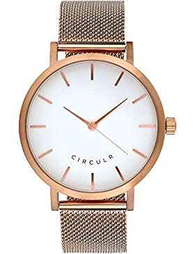 CIRCULR Regulr Rose gold Mesh horloge KSK-3-RG