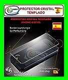 PROTECTOR PANTALLA DE CRISTAL TEMPLADO PARA IPHONE 5/5C/5S