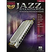 Harmonica Play-Along Volume 14: Jazz Standards (Book/CD) (Hal Leonard Harmonica Play-along)