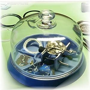 Campana y bandeja de relojero de Anchor