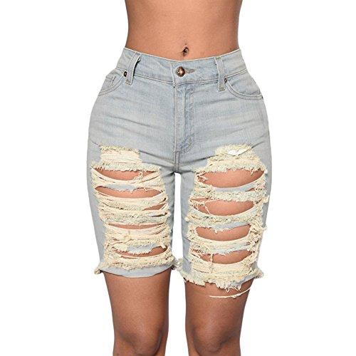 meinice-distressed-cutoff-bermuda-shorts-gr-m-hellblau