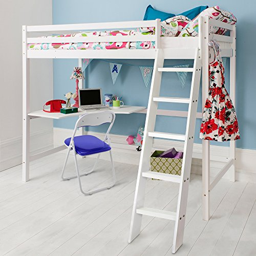 Bunk Beds With Desk Amazoncouk