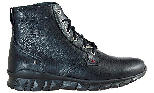 Panama Jack Herrenschuhe Atacama C3 Herren Stiefel, Boots Schwarz (Schwarz ), EU 44