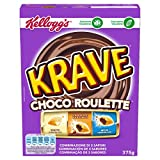 Kellogg's Choco Krave Roulette, 375 g