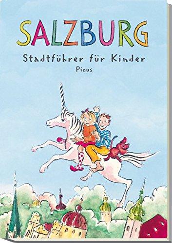 Preisvergleich Produktbild Salzburg. Stadtführer für Kinder