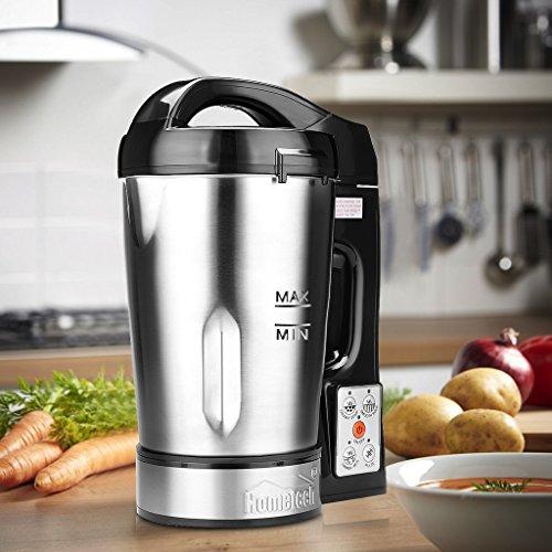 Comme Direct Ltd ? en acier inoxydable électrique machine à soupe blender