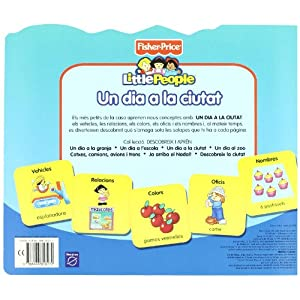 Un dia a la ciutat (Fisher-Price) (FISHER PRICE. LITTLE PEOPLE)
