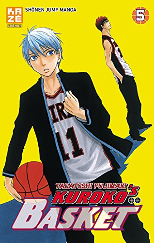 Kuroko 's basket Vol.5 par FUJIMAKI Tadatoshi