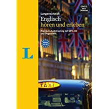 Langenscheidt Englisch hören und erleben - MP3-CD mit Begleitheft: Premium-Audiotraining