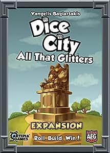 Alderac Entertainment ALD05848 - Kartenspiel Dice City: All that Glitters