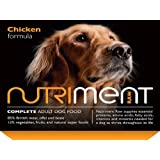 Nutriment Raw Adult Formula variety box, (5x 500g) Chicken, (5x500g) Salmon, (5x500g) Turkey and (5x500g) Duck