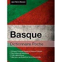 Dictionnaire Poche Basque