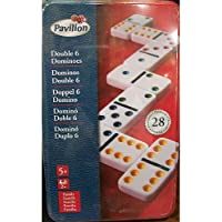 Pavilion Games: Double 6 Dominoes by Toys R Us