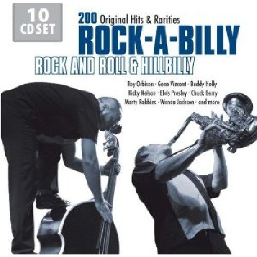 Rock-A-Billy - Rock and Roll and Hillbilly (Chuck Berry Rock And Roll Music)