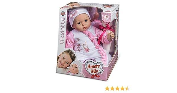 1 pezzo Grandi Giochi Amore Mio Abito per Bambole 42//48 cm Colori assortiti