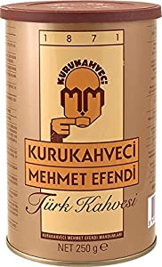 Turkish Ground Coffee Mehmet Efendi, 250g