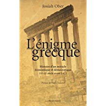 L'énigme grecque