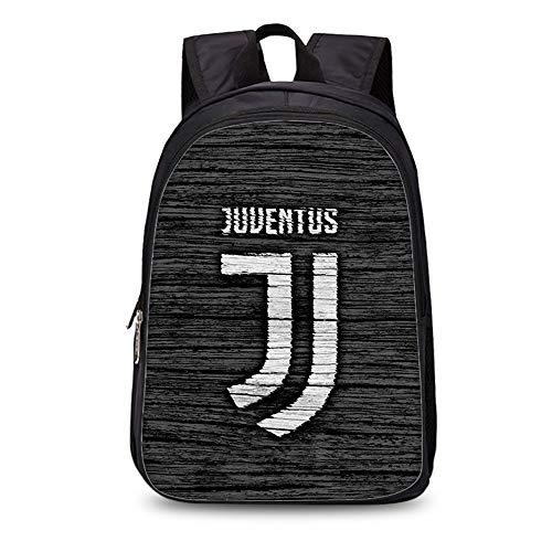 919b92093c SJYMKYC Zaino Football Star Zaino Juventus Soccer Club Zaino In Poliestere  Borse Studente/Scuola Per