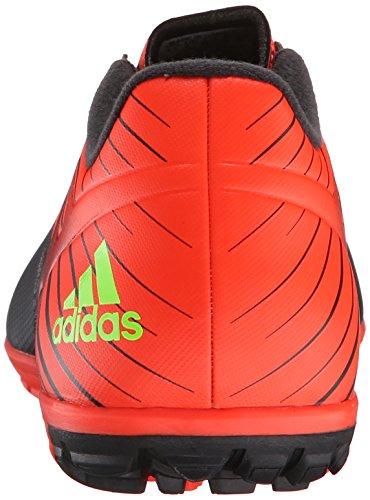Adidas Performance Messi 15,3 Fu�ballschuh, schwarz / Schock Grün / Solar-Rot, 6,5 M Us Black/Shock Green/Solar Red