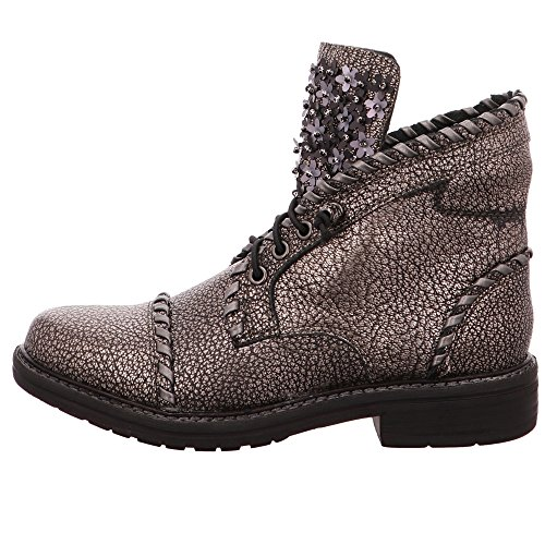 At 488 Silber En Satyr Alma Pewter Bottines Iqwcna7x00 Femme Pena wpPH8q