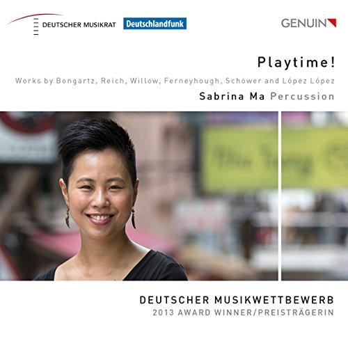 Playtime !-Works for Percussion (Deutscher Musikwettbewerb - 2013 Award Winner)