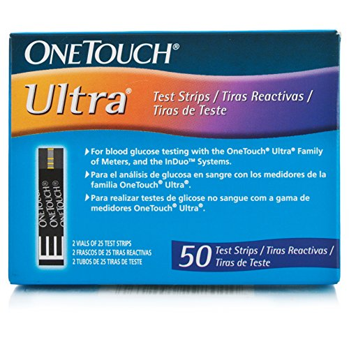 OneTouch Ultra Test Strips, Blue, 100 ct. by One Touch Ultra