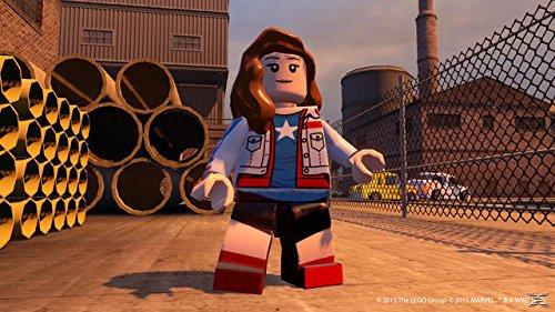 LEGO Marvel Avengers (Lego Avengers Videospiel Wii)