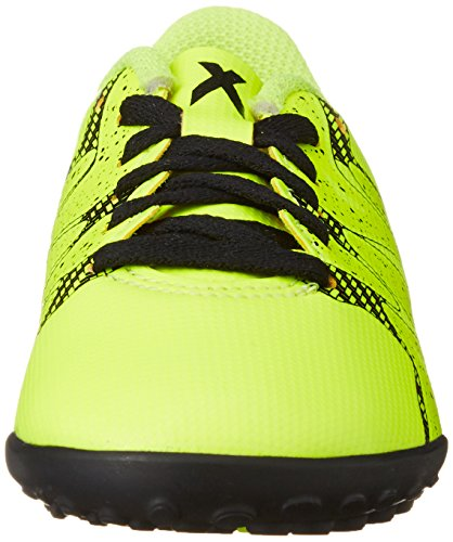 adidas Performance X15.4 TF Jungen Fußballschuhe gelb - schwarz