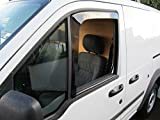 Ford Transit Connect 2002-2014 Wind Deflectors / Rain Shields INTERNAL FIT -08030