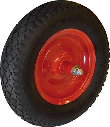 Preisvergleich Produktbild Pneumatische Schubkarre Maurer Raddurchmesser 350 mm 150 mm Achse