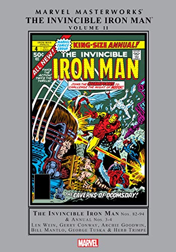 Invincible Iron Man Masterworks Vol. 11 (Iron Man (1968-1996)) (English Edition)