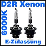 2x D2R Xenon Brenner NEU 6000K Birnen Lampen Ersatz