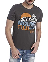 Flat 60% Off On : Jack & Jones Casual Printed T-Shirts For Men's low price image 14