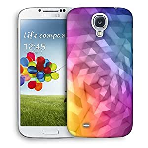 Snoogg Abstract Multicoor Pattern Designer Protective Phone Back Case Cover For Samsung Galaxy S4