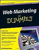 Web Marketing For Dummies by Jan Zimmerman (2008-12-10)