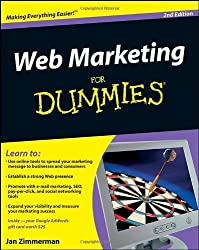 Web Marketing For Dummies by Jan Zimmerman (2008-12-10)