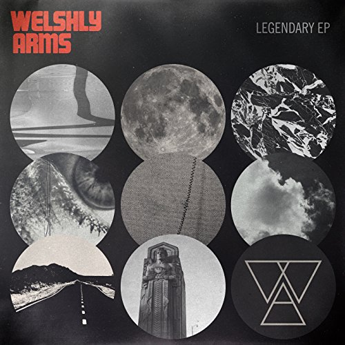 MP3-Cover 'Legendary' von Welshly Arms