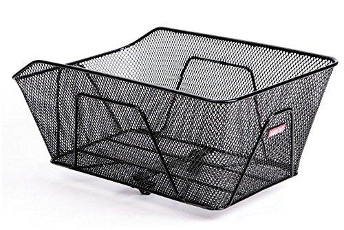 Proline Renardo Hinterradkorb, schwarz, 50 x 30 x 22 cm