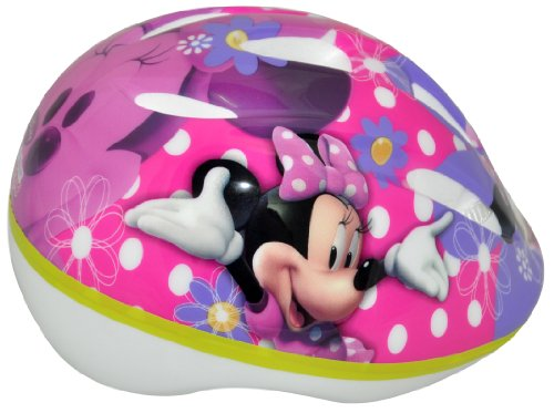 Stamp C863100XS - Accessori per  Bicicletta Minnie Bowtique, Casco XS