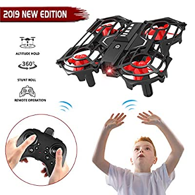 Joyjam Toys for 14+ Year Old Boys Girls Mini Drone for Children Remote Control Helicopter RC Flying Quadcopter Indoor Outdoor Games Kids Presents