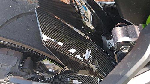 Starpaint Wassertransferdruck Folie Reacl Carbon 2.0-1 Meter x 1 Meter Breite Wassertransferdruckfilm