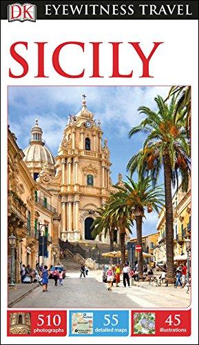 DK Eyewitness Travel Guide Sicily por Dk Travel