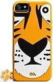 Case Mate Tigris Creatures Cases for Apple iPhone 5 - Orange