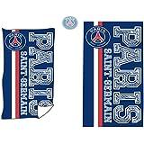 Paris saint germain - football - grande serviette de bain - supporter PSG - nouvelle collection Neymar100% Coton 75x150cm
