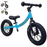 Banana Bike GT - Laufrad für Kinder - 2, 3, 4 und 5 Jahre alt (Blau)