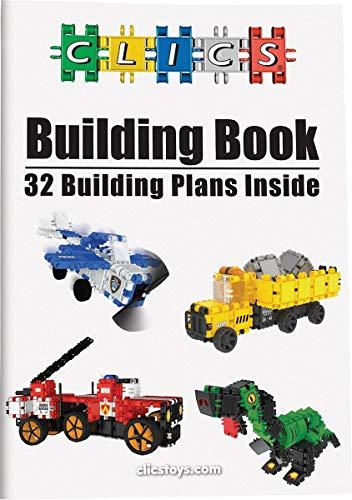 Clics CP017 Building Book, Multicolor