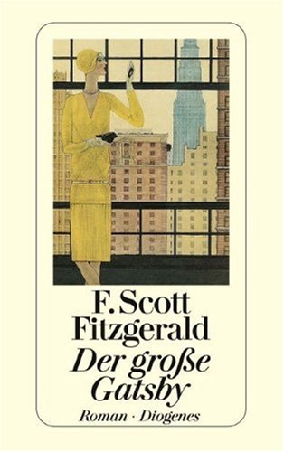 Buchseite und Rezensionen zu 'Der große Gatsby' von Francis Scott Fitzgerald